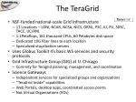 the teragrid