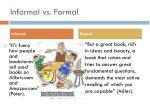 informal vs formal1
