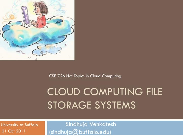cloud computing file storage systems n.