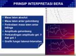 prinsip interpretasi bera