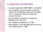 la disparition des b othuks