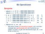 bit operationen1