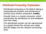 distributed computing explanation