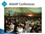 naahp conferences