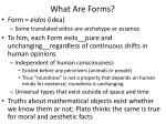 what are forms