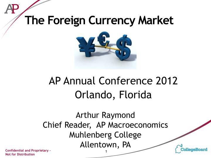 the foreign currency market n.