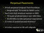 perpetual pavements