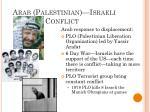 arab palestinian israeli jewish conflict1