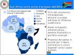 sud africa come porta d accesso dell africa