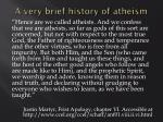 a very brief history of atheism3