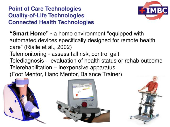 Point of Care Technologies