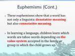 euphemisms cont1