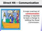 direct hit communication3