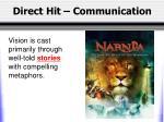 direct hit communication6