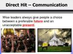 direct hit communication8