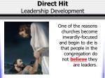 direct hit leadership development1