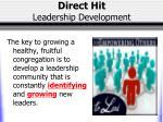 direct hit leadership development2