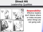 direct hit leadership qualities10