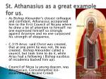 st athanasius as a great example for us4