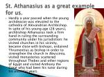 st athanasius as a great example for us5