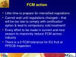 fcm action