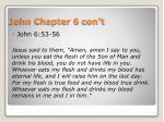 john chapter 6 con t1