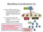workflow coordination 1