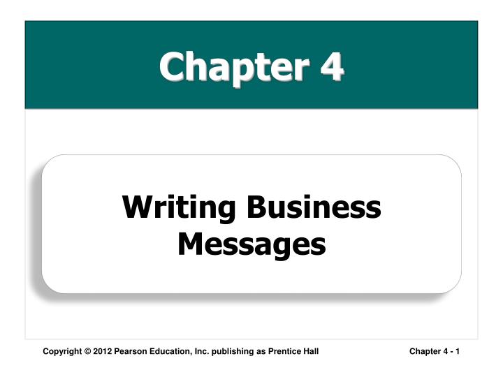 PPT Chapter 4 PowerPoint Presentation ID 2191254
