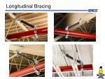 longitudinal bracing