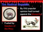 by 1792 popular opinion had turned against the monarchy