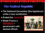 the radical republic
