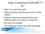 paper 2 assessment outline hl