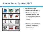 picture based system pecs