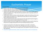 eucharistic prayer1