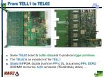 from tell1 to tel62