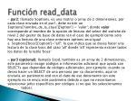 funci n read data1