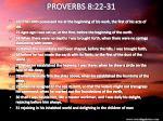 proverbs 8 22 31