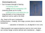electromagnets cont