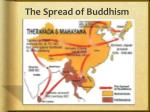 the spread of buddhism1