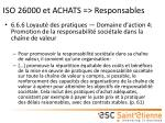 iso 26000 et achats responsables3