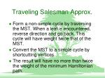 traveling salesman approx1