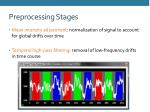 preprocessing stages1