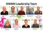 nwmn leadership team