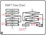 dmft flow chart