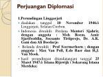 perjuangan diplomasi