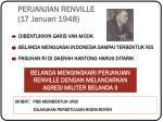 perjanjian renville 17 januari 1948