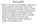 query p244