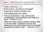 new jerusalem descends v 2