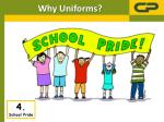 why uniforms2