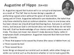 augustine of hippo 354 430